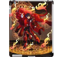Kieth | Red Paladin of Fire | Aries iPad Case/Skin