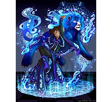 Lance | Blue Paladin of Water | Cancer Photographic Print