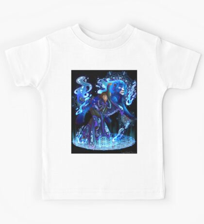Lance | Blue Paladin of Water | Cancer Kids Tee