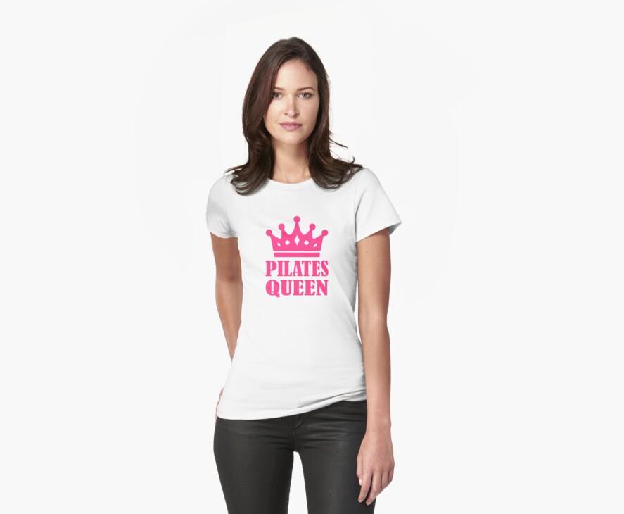 Pilates queen crown by Designzz