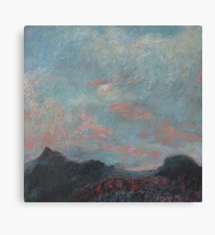GANADO SUNRISE Canvas Print