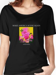 Make America Scene Again Women's Relaxed Fit T-Shirt