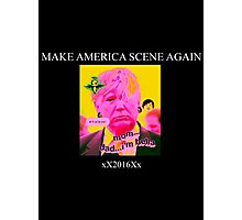 Make America Scene Again Photographic Print