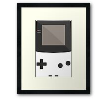 Wanna play my game, boy? Framed Print