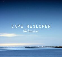 Cape Henlopen. by ishore1