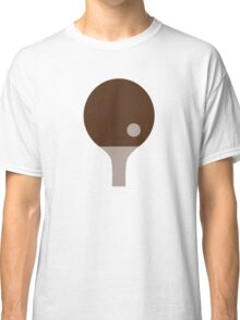 Ping Pong paddle Classic T-Shirt
