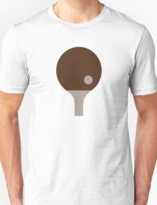 Ping Pong paddle T-Shirt