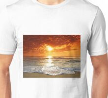 Ocean Sunset Unisex T-Shirt