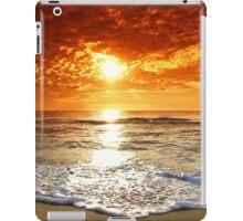 Ocean Sunset iPad Case/Skin