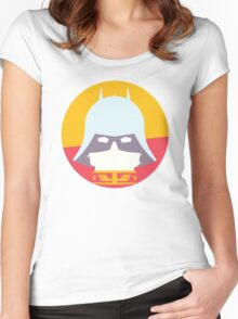 Char Circle Women's Fitted Scoop T-Shirt
