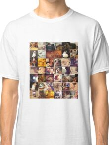 Taylor Swift Instagram Cat Collage Classic T-Shirt