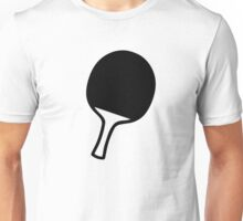 Ping Pong table tennis paddle Unisex T-Shirt