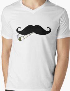 Hash Tash Mens V-Neck T-Shirt