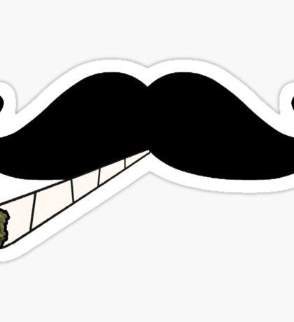 Hash Tash Sticker