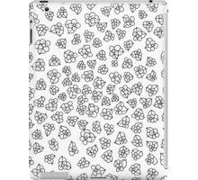 Cute flowers iPad Case/Skin