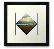 Ocean View - Apollo Bay Framed Print