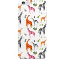 Giraffe Pattern iPhone Case/Skin