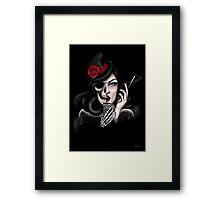 Banshee Framed Print