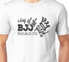 BJJ Brazilian Jiu Jitsu - King of the Guard Crown Unisex T-Shirt