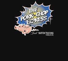 Pork Chop Express - Distressed Blue Tang Variant Unisex T-Shirt