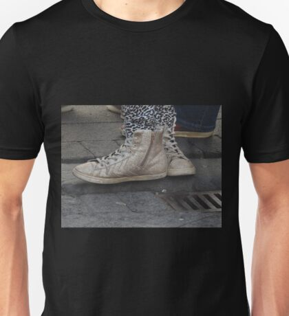 Ballet Pose Unisex T-Shirt