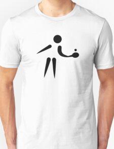 Ping Pong icon T-Shirt