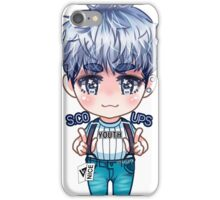 SEVENTEEN 아주 NICE - CHIBI S.COUPS iPhone Case/Skin