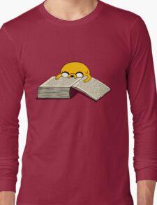 Read A Book Long Sleeve T-Shirt