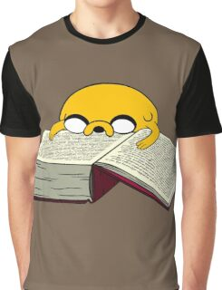 Read A Book Graphic T-Shirt