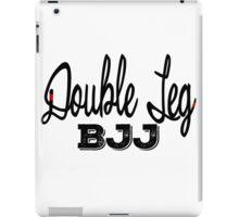 BJJ Brazilian Jiu Jitsu - Double Leg iPad Case/Skin