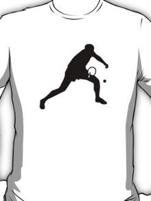 Ping Pong table tennis player T-Shirt