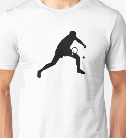 Ping Pong table tennis player Unisex T-Shirt