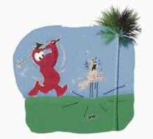 Golf, My Way One Piece - Short Sleeve