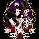 Love to death by Isobel Von Finklestein