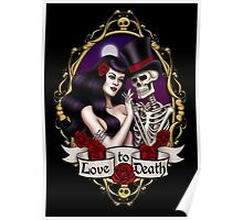 Love to death Poster