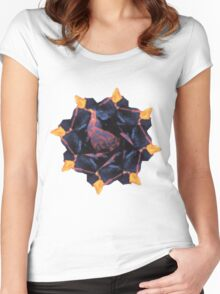 NATURE'S PARTNERSHIP Women's Fitted Scoop T-Shirt