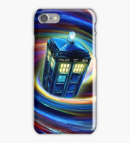 Time Vortex iPhone Case/Skin