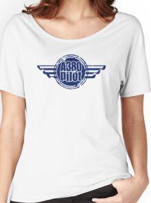A380 Pilot Women's Relaxed Fit T-Shirt