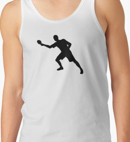 Ping Pong player Tank Top