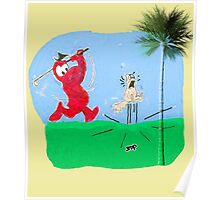 Golf, My Way Poster