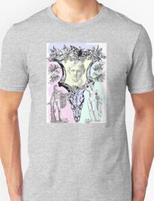 Greek gods in post punk skull mashup Unisex T-Shirt