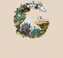 Ghibli Circle Unisex T-Shirt