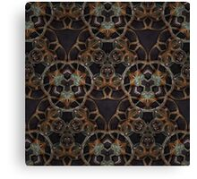 Improbable Gears Canvas Print