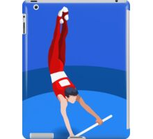 Gymnastics High Bar 2016 Summer Games  iPad Case/Skin