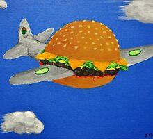 Bomber Burger by RoyceRocks