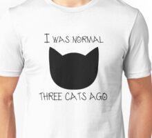 Crazy Cat Lady/Man Unisex T-Shirt