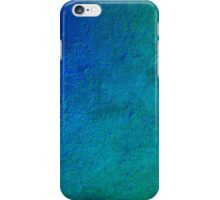 No.1 Turquoise Blue iPhone Case/Skin
