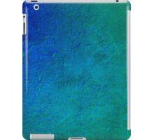 No.1 Turquoise Blue iPad Case/Skin