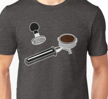Coffee Monkey - Tools of the trade Unisex T-Shirt