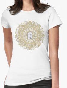 Golden Gondala  Womens Fitted T-Shirt